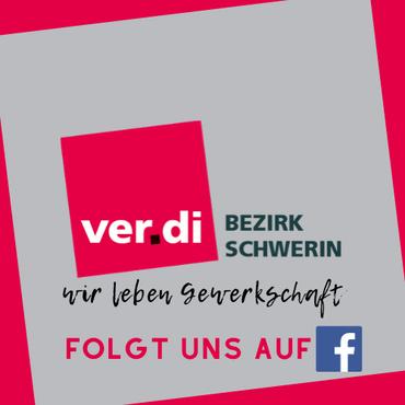 ver.di Schwerin bei Facebook